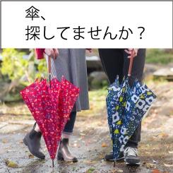 傘探してませんか?